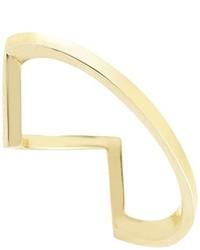 goldener Ring von Mateo NYC