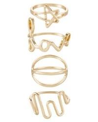 goldener Ring von Only