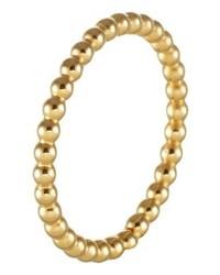 goldener Ring von SNÖ of Sweden