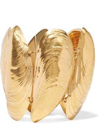 goldenes Armband von Balenciaga