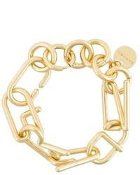 goldenes Armband von Carven