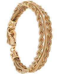 goldenes Armband von Emanuele Bicocchi