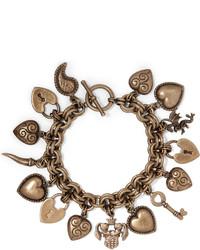 goldenes Armband von Etro