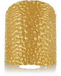 goldenes Armband von Fendi