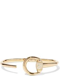goldenes Armband von Gucci