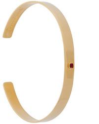 goldenes Armband von Isabel Marant