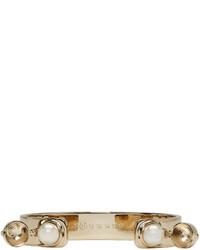 goldenes Armband von Maison Margiela