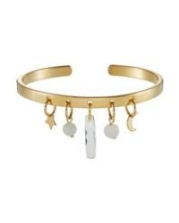 goldenes Armband von MALAIKARAISS