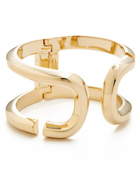 goldenes Armband von Marc Jacobs