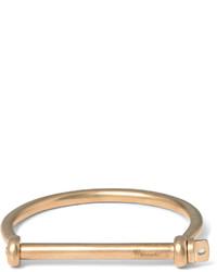 goldenes Armband von Miansai