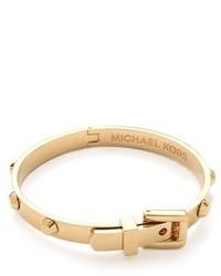 goldenes Armband von Michael Kors