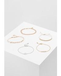 goldenes Armband von Only