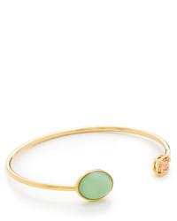 goldenes Armband von Rebecca Minkoff
