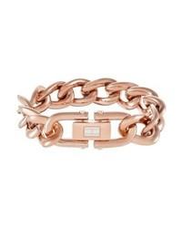 goldenes Armband von Tommy Hilfiger