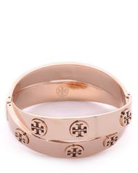 goldenes Armband von Tory Burch
