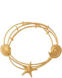 goldenes Armband von Valentino