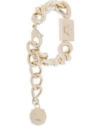 goldenes Armband von Versace