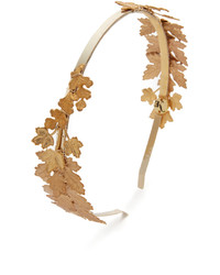 goldenes Haarband von Eugenia Kim