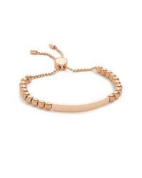 goldenes verziert mit Perlen Armband