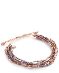 goldenes verziert mit Perlen Armband von Chan Luu