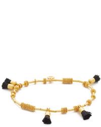goldenes verziert mit Perlen Armband von Madewell