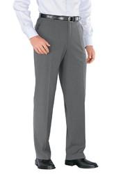 graue Anzughose von Classic