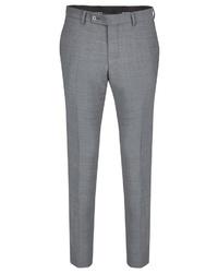 graue Anzughose von Daniel Hechter