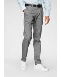 graue Anzughose von Strellson