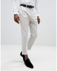 graue Anzughose von Twisted Tailor