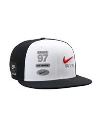 graue Baseballkappe von Nike