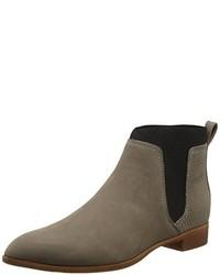 graue Chelsea Boots von Ted Baker