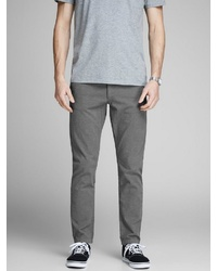 graue Chinohose von Jack & Jones