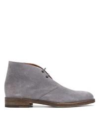 graue Chukka-Stiefel aus Wildleder von Missoni