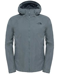 graue Daunenjacke von The North Face