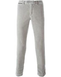 graue enge Jeans von Eleventy