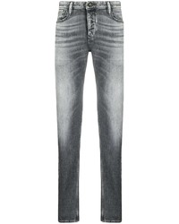 graue enge Jeans von Emporio Armani