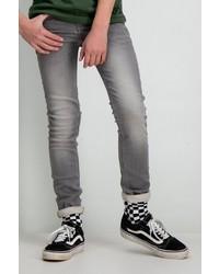 graue enge Jeans von GARCIA