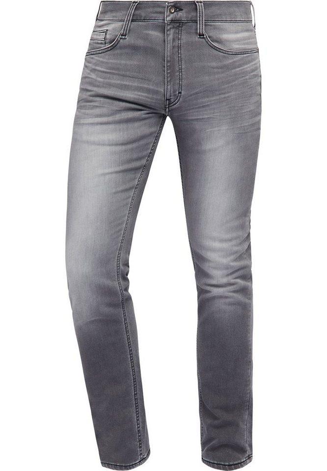 super popular b6be0 aba20 €79, graue enge Jeans von Mustang