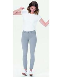 graue enge Jeans von NYDJ
