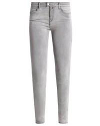 Graue Enge Jeans von Replay