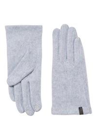 graue Handschuhe von Esprit