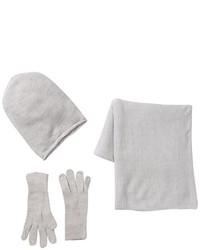 graue Handschuhe von Pieces