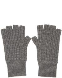 graue Handschuhe von rag & bone