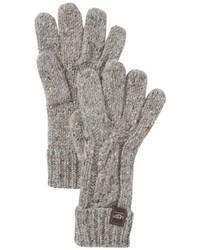 graue Handschuhe von UGG