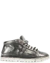 graue hohe Sneakers von Marsèll
