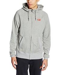 graue Jacke von Nike