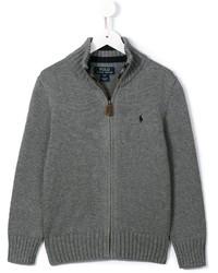 graue Jacke von Ralph Lauren