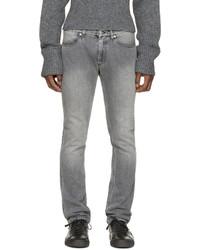 graue Jeans von Acne Studios