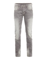 graue Jeans von BLUE MONKEY