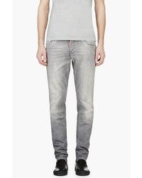 graue Jeans von DSquared